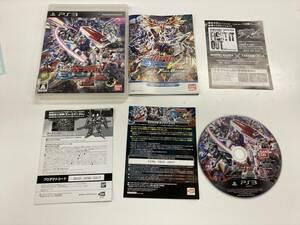 21-PS3-233 プレイステーション3 機動戦士ガンダム エクストリームバーサス 動作品 プレステ3