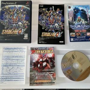 21-PS2-873 プレイステーション2 第3次スーパーロボット大戦α 終焉の銀河へ 動作品 プレステ2