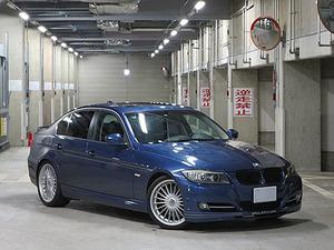☆後期モデル BMW アルピナ B3 ビターボ リムジン 左ハンドル アルピナブルー ディーラー記録 売り切ります☆