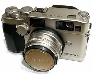 S1886 カメラ レンズ CONTAX コンタックス G2 Carl Zeiss Planar 2/35