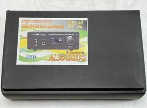 Amulech アムレック USB-DAC D/Aコンバーター AL-38432DQ