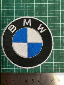 アイロンワッペン BMW 刺繍