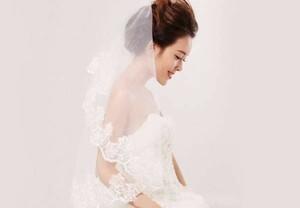 即決 ウェディング 刺繍 ベール レース ブライダル 結婚式 花嫁 アクセサリー イベント ドレス 新品 ★cbT f009