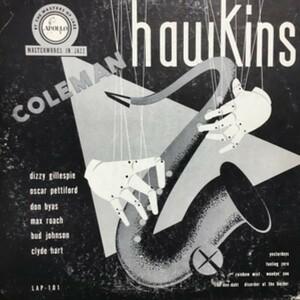 【☆即決☆コピス吉祥寺】COLEMAN HAWKINS/HIS TENOR SAX AND THE ALL-STARS(LAP101)