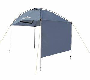 KingCamp カーサイドタープ 単体使用可能 アウトドア キャンプ テント 車用 収納袋付き 軽量
