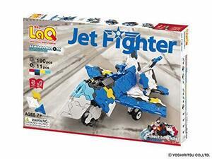 限定価格!ラキュー (LaQ) ハマクロンコンストラクター(HamacronConstructor) ジェットファイターBADI