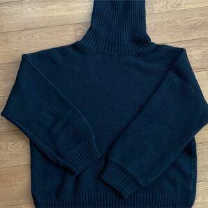 ドルチェ&ガッバーナ タートルネックセーター ブラック