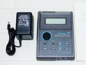 タスコ CW-600 テレリーダー 和文・欧文モールス解読器
