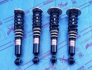 40 ソアラ  SC 430  ファイナルコネクション 製 リミテッド 20 段階減衰調整 フルタップ式  車高調  送料 無料 有  新品 ブッシュ