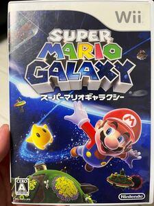 スーパーマリオギャラクシー Wii Wiiソフト 任天堂