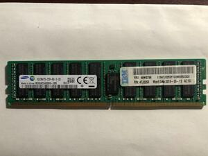 サーバー・ワークステーション用メモリ16GB 1枚 DDR4 PC4-2133P