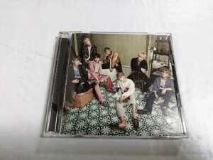 BTS 防弾少年団 WINGS 日本仕様盤 CD+DVD 廃盤 即決