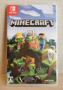 マインクラフト Minecraft Nintendo Switch ニンテンドースイッチ マイクラ