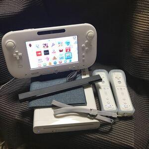 Wii U 32GB Wii sport lite 内蔵 Wiiリモコンプラス2本付き 186.914