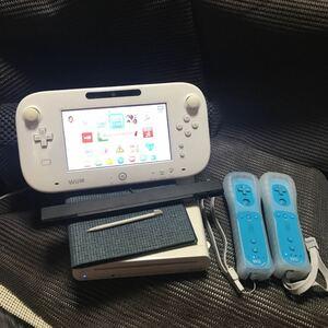 Wii U 32GB wii sports lite内蔵 wiiリモコンプラス 2本付き 660.836