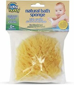 Special Soft Baby Buddy (Baby Buddy) Natural Bath Sponge Natural Bath Sponge Natural Sea