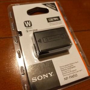 SONY NP-FW50 新品
