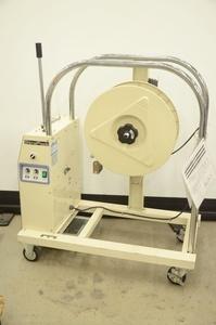StraPack パレット梱包用 半自動梱包機■D55PLT 中古 ジャンク