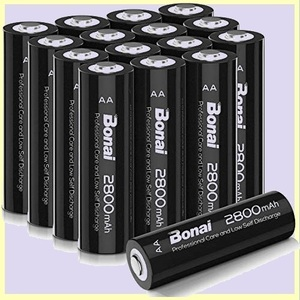☆★特別価格★☆新品☆未使用★ 単3形 BONAI C-TL 自然放電抑制 環境友好タイプ 充電池 充電式ニッケル水素電池