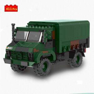 峻烈価格!LEGO互換 レオパルド2 ドイツ軍 戦車
