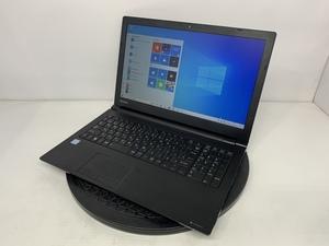 ◆TOSHIBA dynabook AZ35/AB◆送料無料◆Core i3-6100U@2.30GHz/メモリ4GB/HDD500GB/Wifi/Bluetooth/Windows 10Home