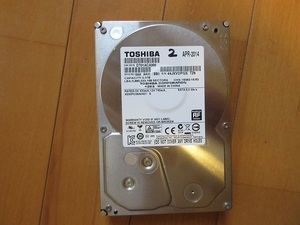 TOSHIBA 中古HDD 3TB
