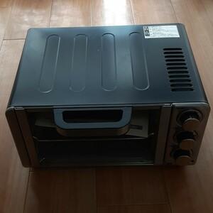 TOB-80J 新品未使用品です!コンパクトトースター オーブンブロイラー クイジナート