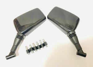 新品 ナポレオンミラー 左右 TZR50 TZM50 YB50 GS50 CB250N CB250RS CB50T NINJA400R Z400FX Z400GP ゼファー400 ZRX SS400 SS350 GS400 .