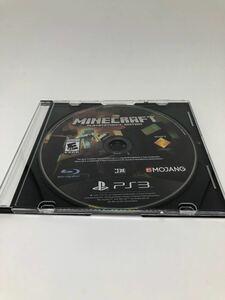 匿名配送 送料無料 PS3 Minecraft マインクラフト