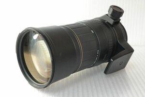 ★実用品★SIGMA シグマ APO 135-400mm F4.5-5.6D ニコン用★#8136