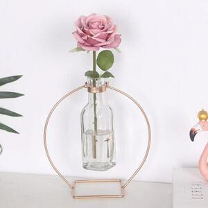 花瓶 フラワースタンド ガラスインテリア 一輪挿し 雑貨 北欧 bタイプ
