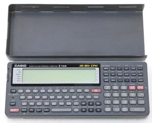 ■CASIO ポケットコンピューター ポケコン Z-1GR