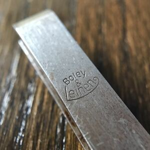 Boley & Leinen ホゾ修正ピンセット #8相当 炭素鋼製 ドイツ製 中古美品