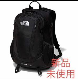 【新品未使用】ザ・ノースフェイス シングルショット ブラック NM71903