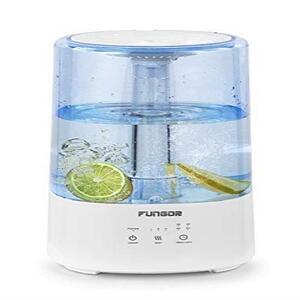 即決 加湿器 卓上 超音波式 アロマ/次亜塩素酸水対応 3.5L大容量 上から注水 加熱式 タイマー機能 3段階ミスト量調整 8-10畳対応