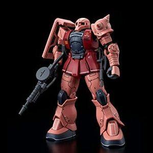 HG 1/144 MS-05S シャア専用ザクI(LIMITED MODEL)『機動戦士ガンダム THE ORIGIN MSD』