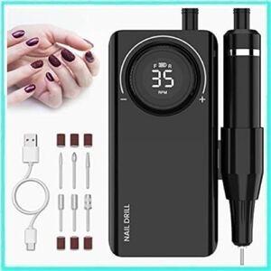 ネイルマシン セット UV-201 プロ仕様 携帯式 ネイルダスト シルバー ネイルケア ネイルオフ ネイルダスト ブラック 携帯型 新型 軽量