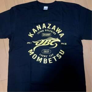 JBC 2021 Tシャツ 新品未使用品 Lサイズ