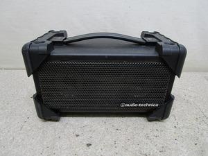 audio-technica オーディオテクニカ アンプ内蔵スピーカー AT-SPB5 本体のみ 中古
