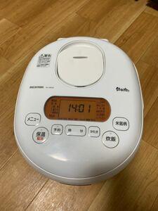 2019年製 銘柄炊き ジャー炊飯器 5.5合 RC-MD50-W 「おまけ付き」