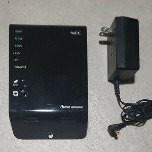 NEC Aterm WG1400HP 無線LANルーター