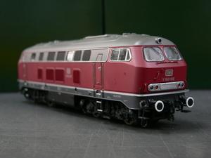 *もけいや松原* BRAWA 0394 DB V160 旧塗装 DC2線式