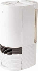【期間限定】メーカー保証有 コイズミ セラミックファンヒーター 加湿機能付き ホワイト KPH-1291/W 白 ホワイト V9HU