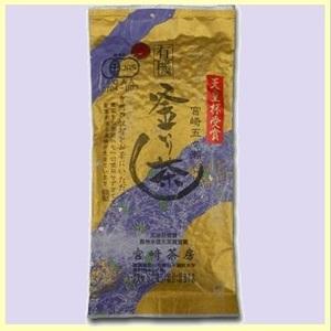 ☆★タイムセール★☆ 緑茶100g、 宮崎茶房(有機JAS認定、無農薬栽培)、釜炒り茶(特選) T-1U