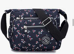 ショルダーバッグ 斜めがけ レディースバッグ 旅行バッグ iPad 花柄 アウトドア マザーズバッグ 斜めがけバッグ サブバッグ