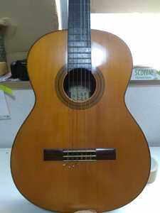 クラシックギター 河野 賢 1965年