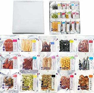 お歳暮 おつまみ ギフト セット 珍味を極める15品セット おつまみ おつまみセット 食べ物 ギフト セット 詰め合わせ