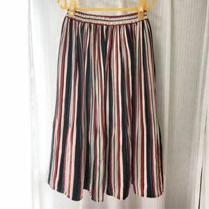 スカート プリーツスカート ロングスカート チュールスカート