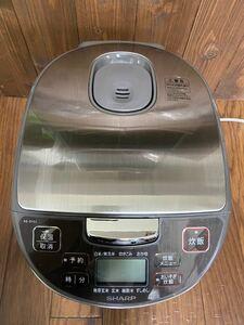 シャープ 炊飯器 SHARP KS-S10J-S 炊飯器5.5合 シャープ炊飯器