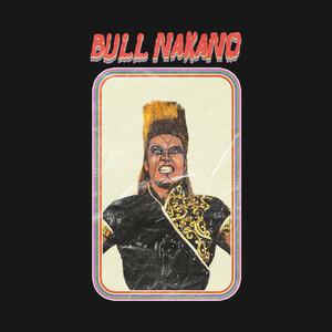 【Tシャツ】 『Bull Nakano Retro』 ブル中野 プロレス S/M/L/XL/90/100/110/120/130/140/150/160
